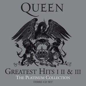 QUEEN-GREATEST-HITS-I-II-amp-III-3CD-NEW-SEALED-2011