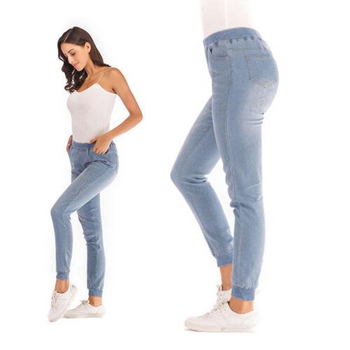 Damen Röhrenjeans Jeans Hose Legging Leggings Leggins Jeggings Treggings Strech