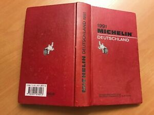 Guide-Michelin-Deutschland-1991