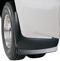 Husky Front /& Rear Mud Guards For 2001-07 Chevy Silverado GMC Sierra 3500 Dually