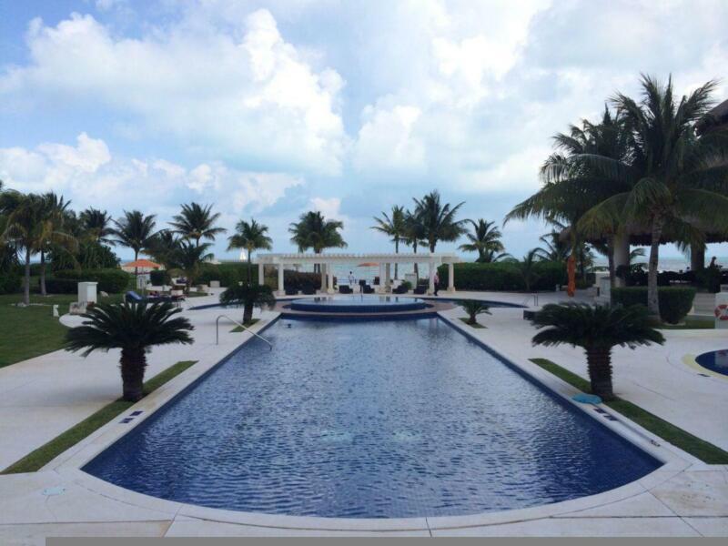 Departamento Amueblado de Lujo 3 Recámaras PRECIO NEGOCIABLE en Novo Cancún, Puerto Cancún