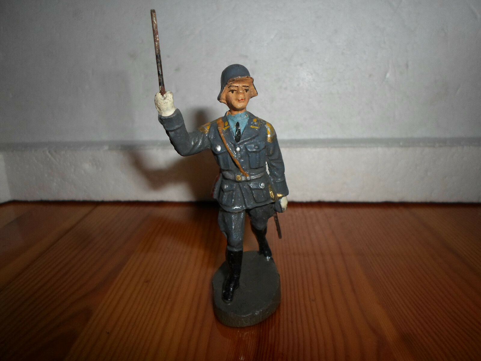 Den alten elastolin lineol deutsche luftwaffe musik dirigent soldat, offizier
