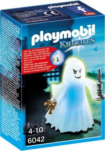 PLAYMOBIL®   KNIGHTS   6042  Gespenst mit Farbwechsel-LED NEU /& OVP