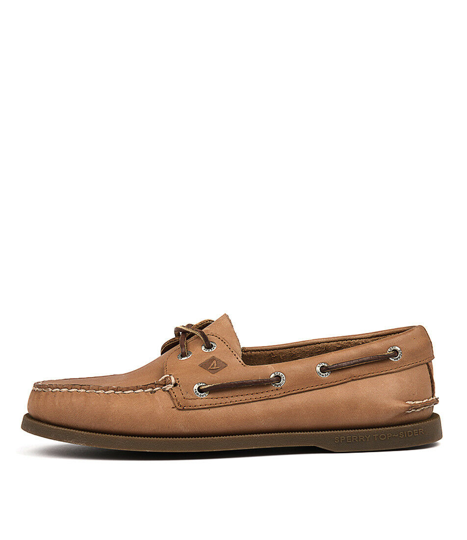 New Sperry A O 2 Eye Sahara Mens shoes Casual shoes Flat