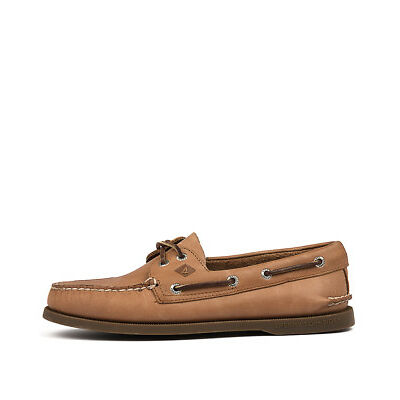 New Sperry A/O 2 Eye Sahara Mens Shoes Casual Shoes Flat