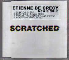 Etienne De Crecy-Scratched cd maxi single