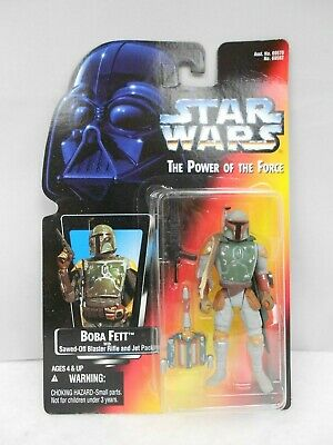 "Star Wars Power of the Force Jawas POTF 3.75/"" #2"