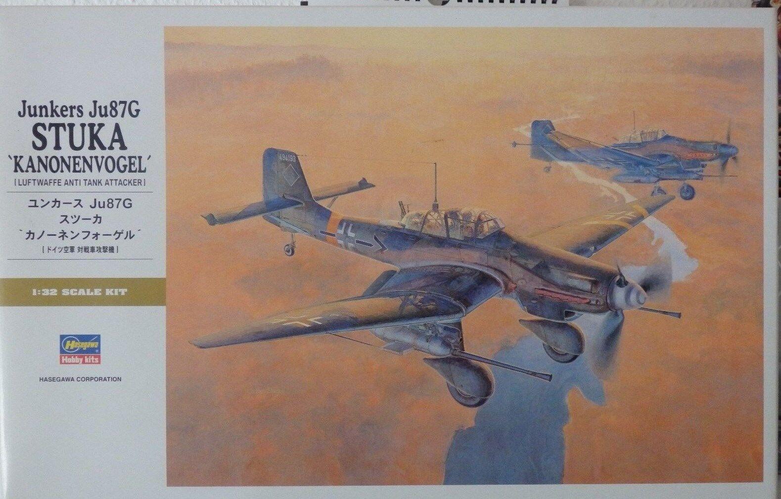 Hasegawa 08075  Ju 87G Stuka Kanonenvogel   1 32  | Verkauf Online-Shop