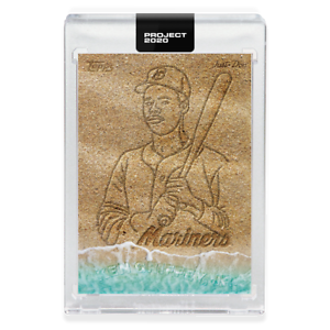 TOPPS-PROJECT-2020-LTD-Ken-Griffey-Jr-Baseball-Card-116-by-Don-C-presale