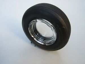 Vintage-Dunlop-SP-41-175SR14-Dunlop-Guardian-Tyre-w-Glass-Ashtray-Advertising