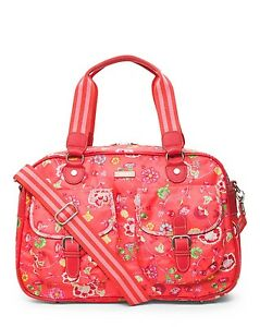 Image Is Loading New Oilily Classic Ivy Carry All Bag Purse