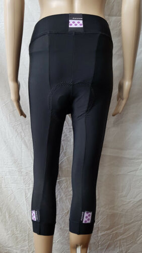 Lusso Layla Cooltech Ladies 3//4 Length Cycling Tights S-XXL Black RRP £64.99
