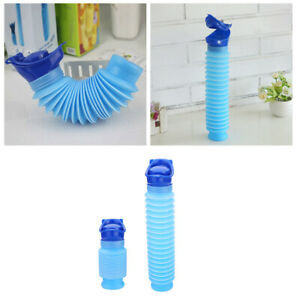 Male Female Portable Urinal Travel Camping Car Toilet Pee Bottle E1M4