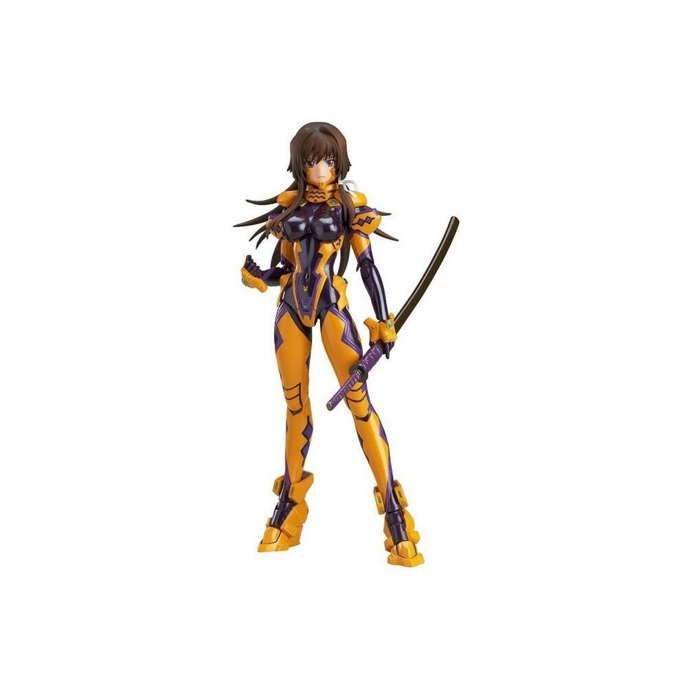Figma 170 Yui Takamura Muv-Luv Alternative  Eclipse Max Factory JAPAN F S J6492