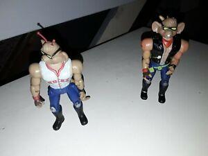 Vintage-biker-mice-from-mars-action-figures-bundle-galoob-1993-x-2-figures