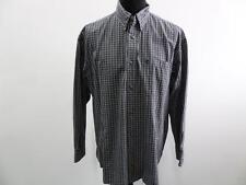 """Timberland Da Uomo Manica Lunga Casual Shirt Taglia L 48 """"Petto Multi in buonissima condizione SKU wb211"""