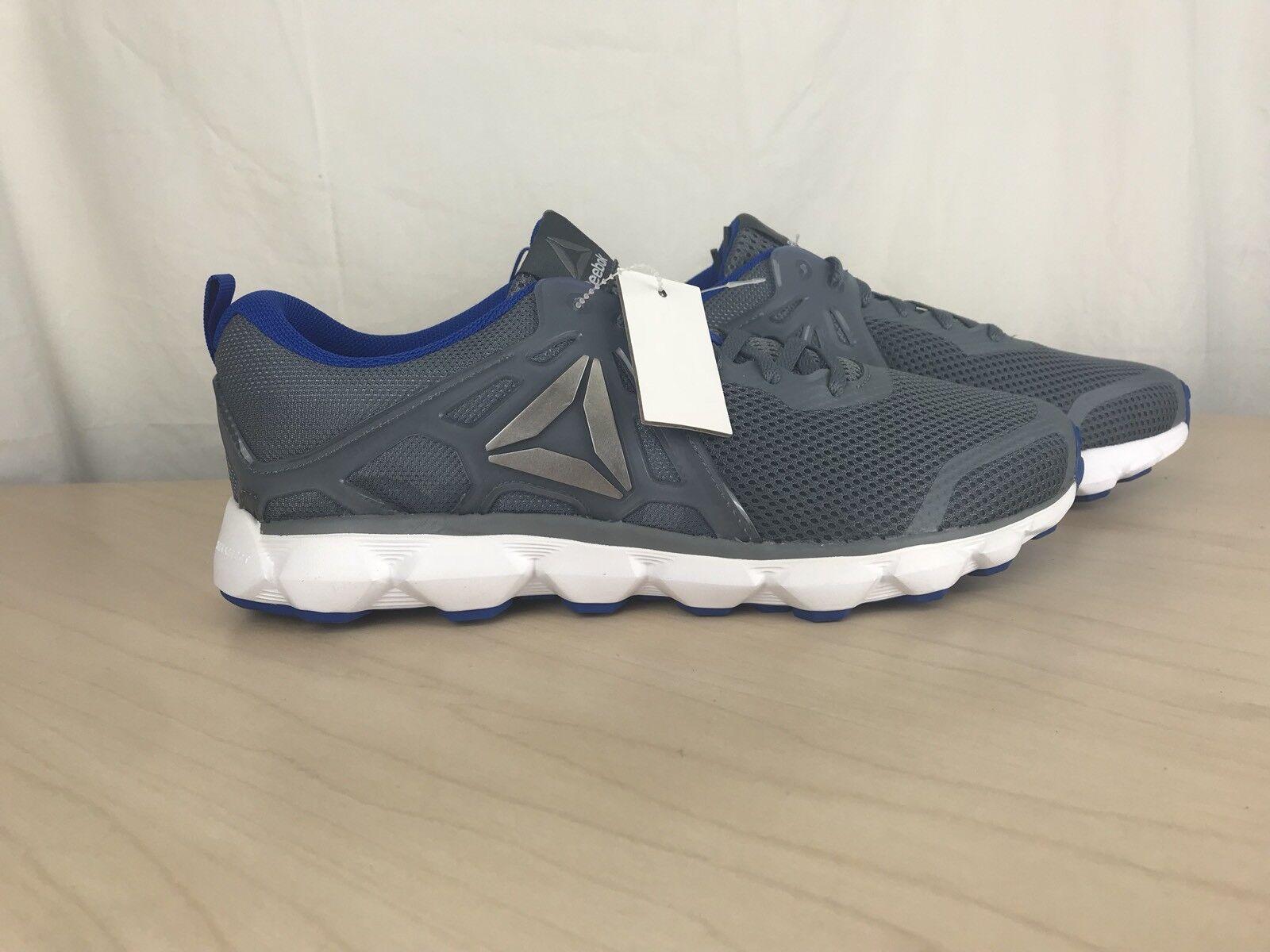 Reebok Hombre hexaffect / Run 5.0 MTM polvo / hexaffect azul / blanco / Alloy 6a2429