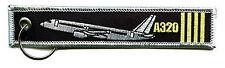 Rang Pilot A320 Schlüsselanhänger NEU 320 Rangabzeichen Keyring Anhänger