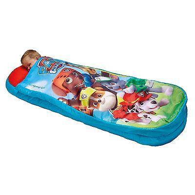 Trolls Junior ReadyBed-Kids matelas gonflable et sac de couchage dans un coucher Soirée Pyjama