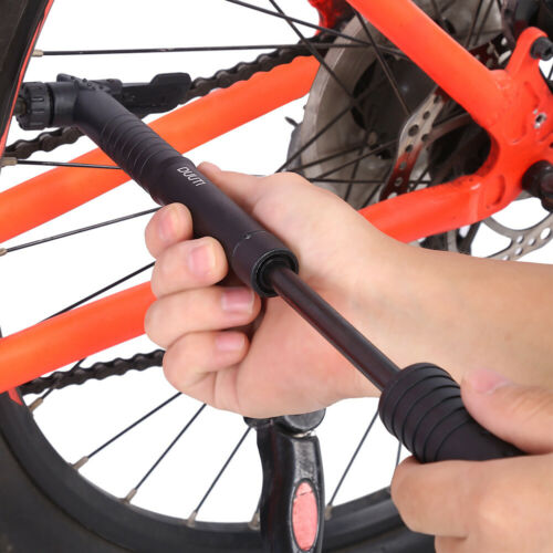 DUUTI Mini Portable Bicycle Bike Tyre Air Pump Inflator 120 PSI Cycling Ball