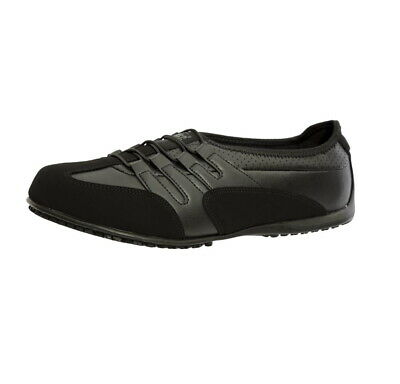 Shoes for Crews Women/'s Pegasus Casual Slip On Slip Resistant Work Shoes