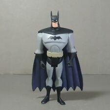 DC Universe JUSTICE LEAGUE UNLIMITED JLU Batman Black Fan Collection FIGURE