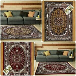 New Luxury Marjan Vintage Classic Area Rugs Living Room Small Large Carpets Ebay