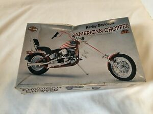 IMEX-Harley-Davidson-American-Chopper-1-12-Scale-Model-Kit-Motorcyle
