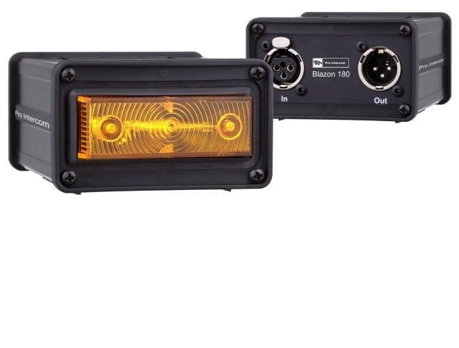 NIB Production Iintercom Blazon 180 Signal Light