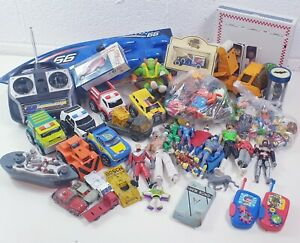 Massive-Misto-giocattolo-JOB-LOTTO-BUNDLE-Vintage-Bandai-MCDONALDS-Disney-WWE-Corgi