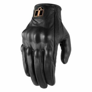 Icon Pursuit Classic Motorcycle Gloves Ebay