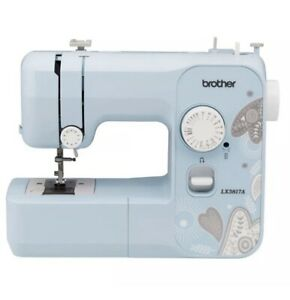 Brother LX3817A 17-Stitch Full Size Aqua Sewing Machine IN HAND FREE SHIP