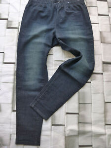 Sheego-Stretch-Jeans-Trousers-Jeggings-Size-42-to-58-Blue-040-588-Elastic