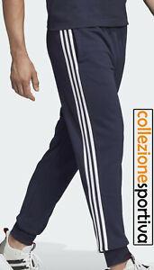 adidas uomo's essentials 3 stripes shorts