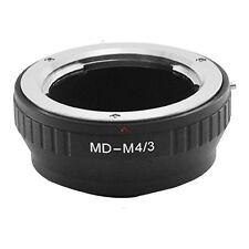 Lente della fotocamera adattatore Minolta MD obiettivo per Micro 4/3 M43 M4/3 Mount GF1 GF2 GH2 G2