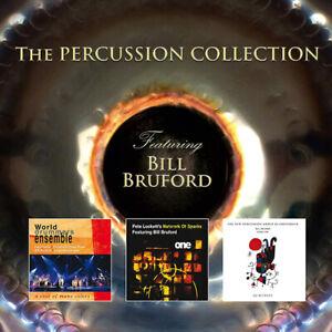 Bill-Bruford-The-Percussion-Collective-CD-Box-Set-3-discs-2019-NEW