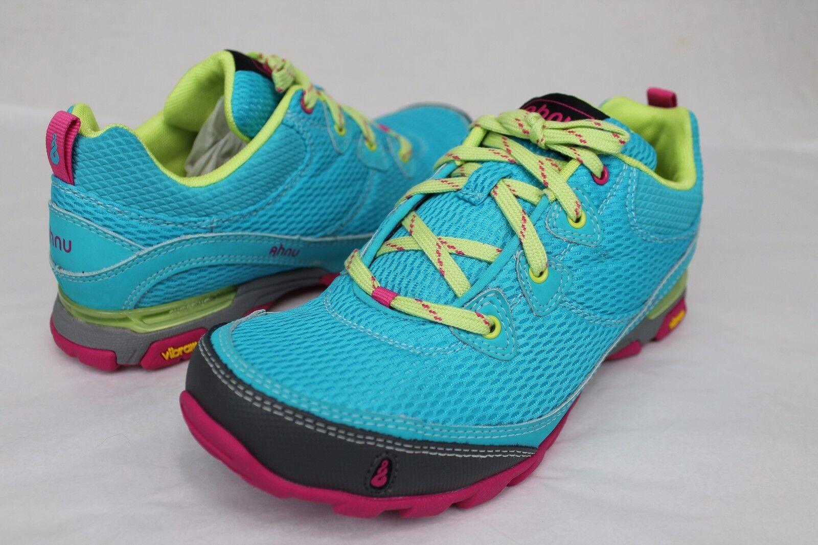 Ahnu Sugarpine Zapatillas Zapatos De Senderismo de malla de aire piedra turquesa EE. UU.