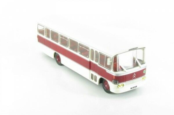 1 43 Ixo Citroen Type 60 Heuliez 1962 Bus 65