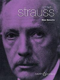 Strauss R Concerto (1945) Hautbois-afficher Le Titre D'origine