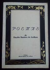 Poemas de Haydee Ramirez de Arellano - 1992 - Puerto Rico