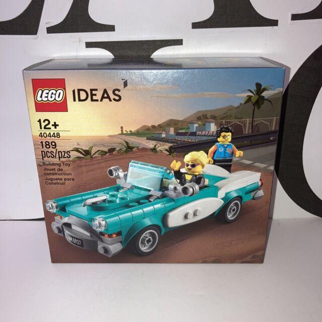 LEGO 40448 Ideas Vintage Car NEW~RARE Exclusive Set~FREE SHIPPING! + STICKER