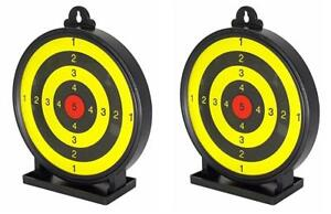2-Pack-Airsoft-Targets-6-034-Sticky-Targets-Perfect-for-Indoor-target-practice