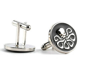 Marvel-Comics-Hydra-Cufflinks