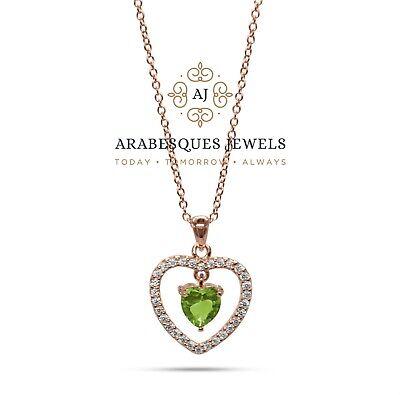 Birthstone Charm Bracelet Birthstone Charm Jewelry Mom Jewelry Sterling Silver Peridot Charm Green Rose Gold August Birthstone Jewelry Beauty Craft Supplies Tools