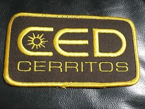 Consolidated-Electrical-Supply-CED-CERRITOS-EMBROIDERED-PATCH-4-1-2-034-x-2-1-2-034