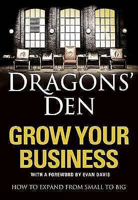Peter Spalton, Michael Heath, Stuart Warner, Dragons' Den: Grow Your Business: H