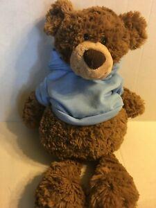 GUND-Pinchy-Brown-Bear-18-034-Plush-Stuffed-Animal