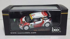 IXO-1-43-AUTO-CITROEN-DS3-WRC-DINDO-CAPELLO-5-3RD-MONZA-RALLY-SHOW-2011-L-E-NEW