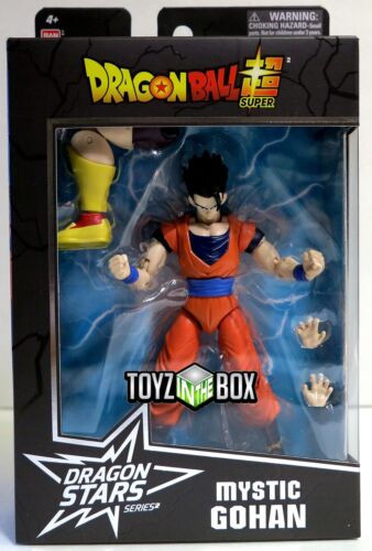 "In STOCK Bandai Dragon Ball Stars Dragonball Super /""Mystic Gohan/"" Action Figure"