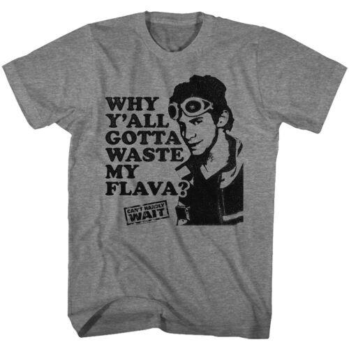 Can/'t Hardly Wait Movie Why Ya/'ll Gotta Waste My Flava Adult T Shirt Seth Green